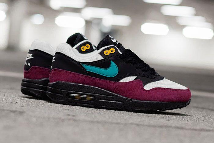 Nike Air Max 1 Womens Bordeaux 1