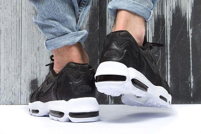 Nike Air Max 96 Ii Xx Black White 1