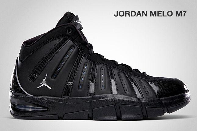 Jordan Melo M7 Black 2