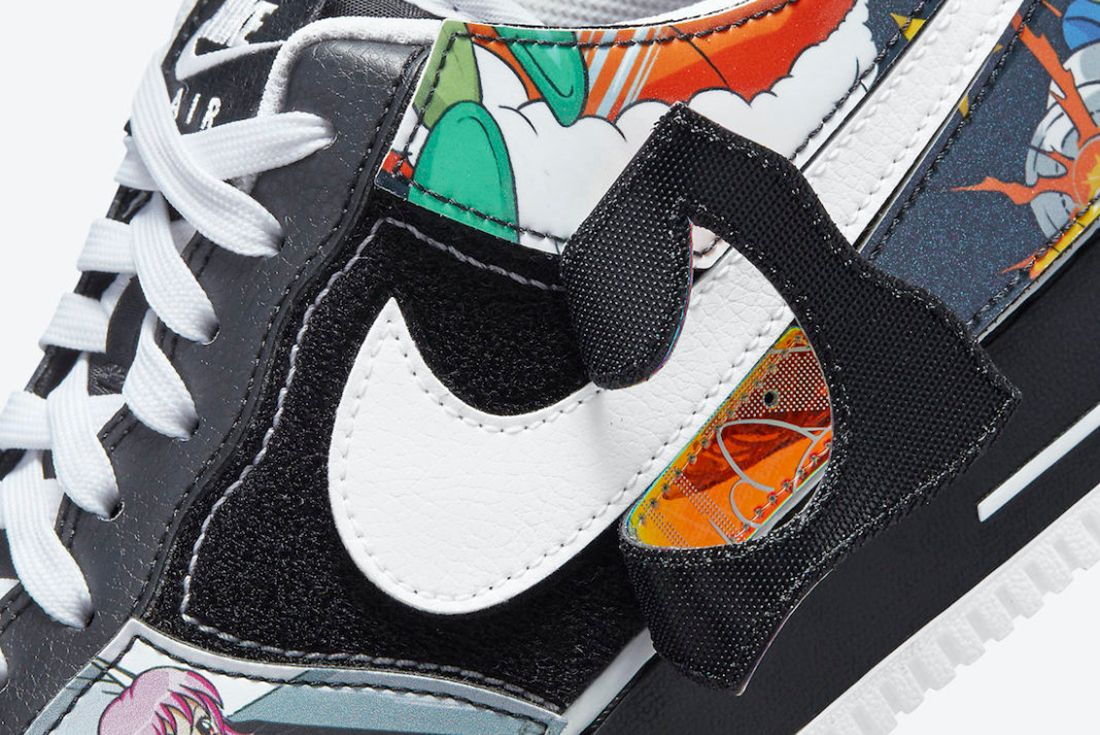 Nike Air Force 1/1 'The Mighty Swooshers'