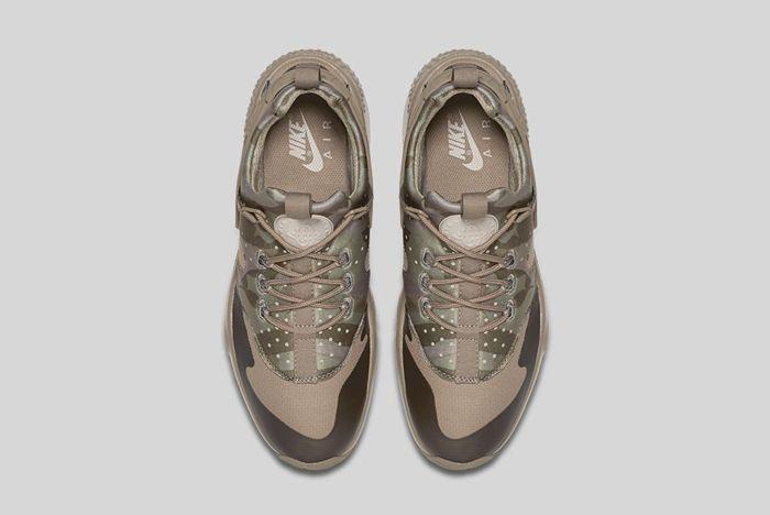 Nike Air Huarache Utility Khaki 2