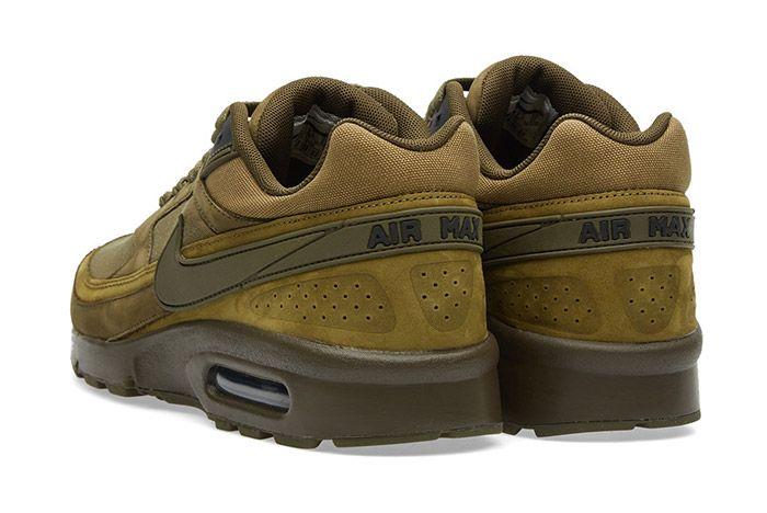Nike Air Max Bw Premium Dark Loden 4