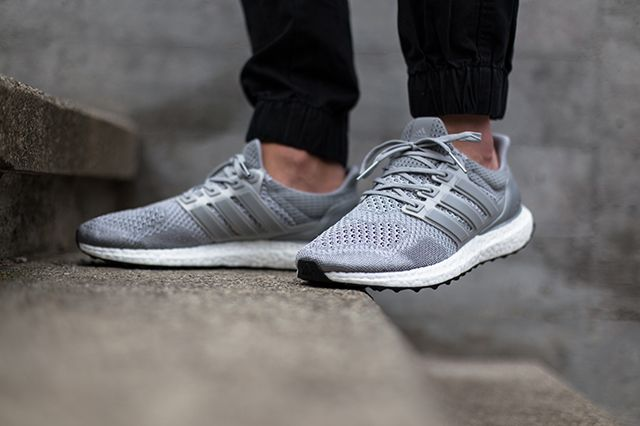 Adidas Ultra Boost Silver White 4