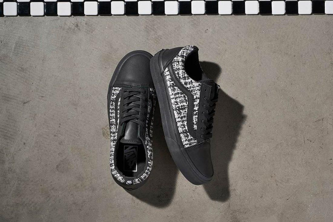 Karl Lagerfield X Vans Collection 6