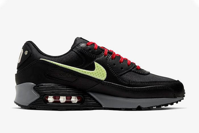 Fdny Nike Air Max 90 Nyc Right