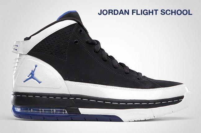 Jordan Flight School Blue 1