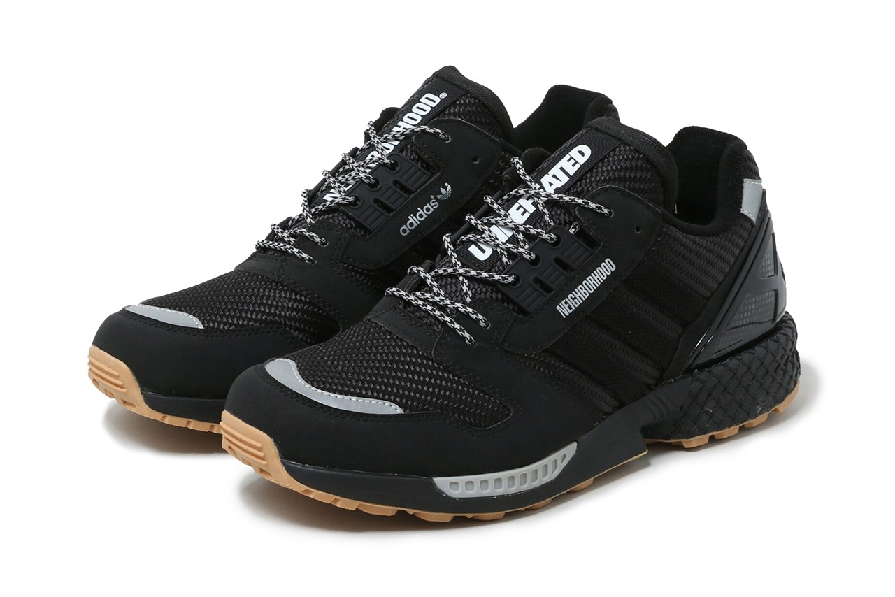 UNDEFEATED x NEIGHBORHOOD x adidas ZX 8000