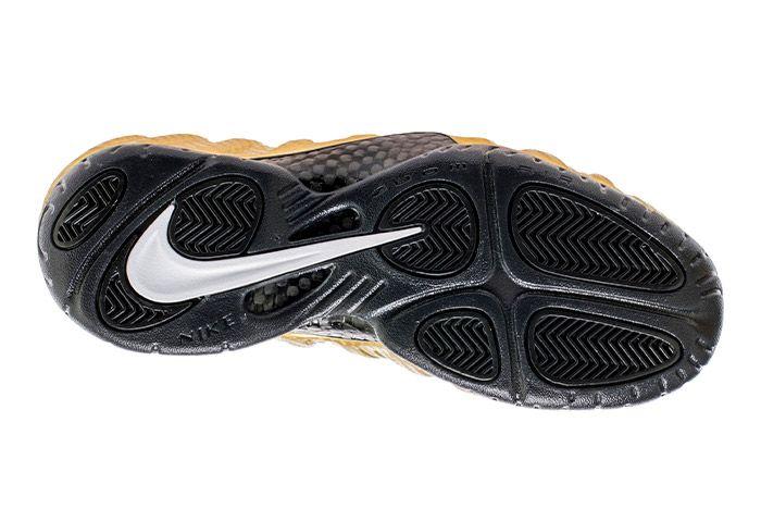 Nike Air Foamposite Pro Metallic Gold4