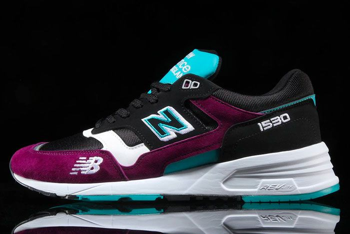 New Balance 1530 Made In England Purple Teal