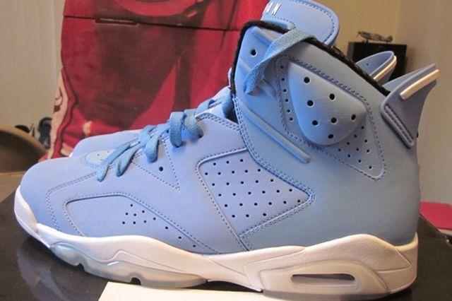 Air Jordan 6 Pantone 5