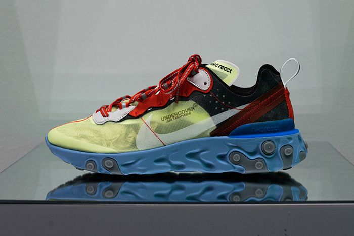 Undercover Nike Element React 87 New 1