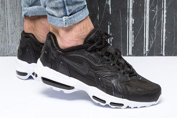 Nike Air Max 96 Ii Xx Black White 2