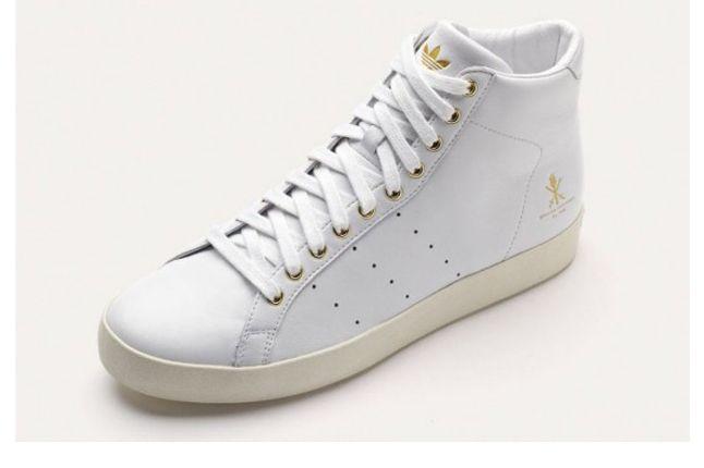 Adidas Og Vintage Rod Laver Hi White Outer 1