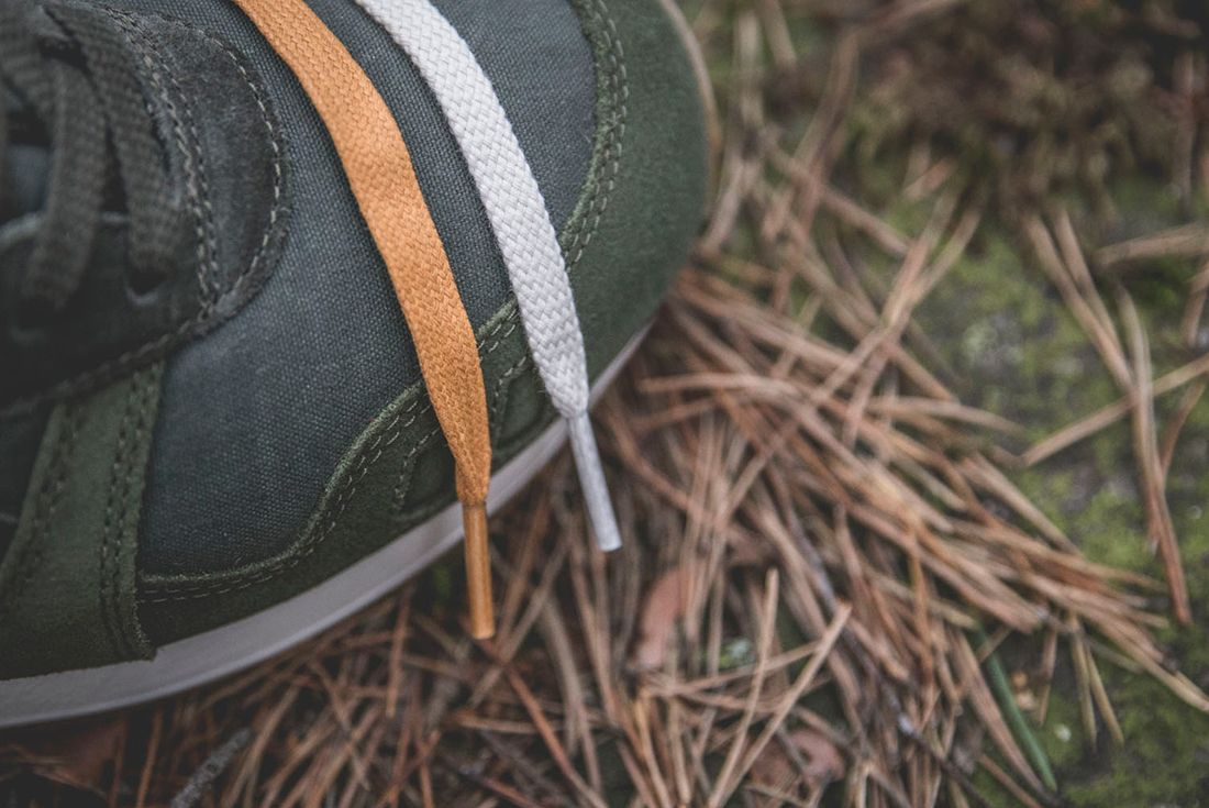 Sneakersnstuff X Asics Forest Pack10