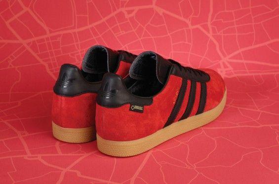 Size adidas Gazelle London Heel