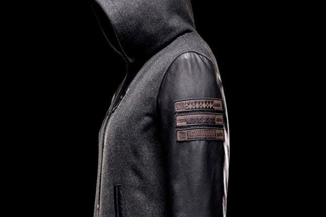 Nike Destroyer Jacket Hooded Black History Month 2012 121 1