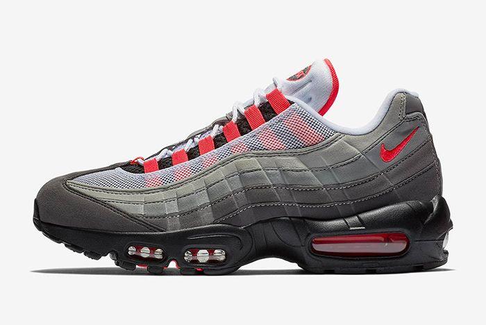 Nike Air Max 95 Red Og 5