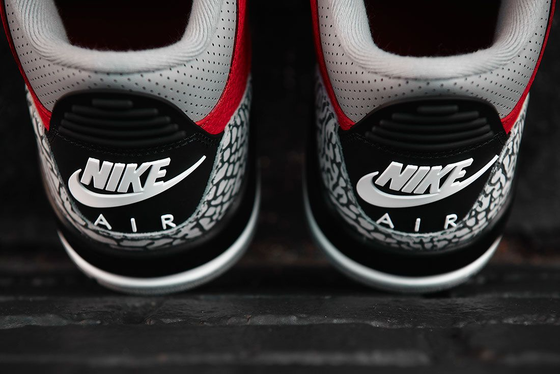 Jd 20200207 Jordan Retro 3 Photo Studio 341 Hero Shot Sneaker Freaker