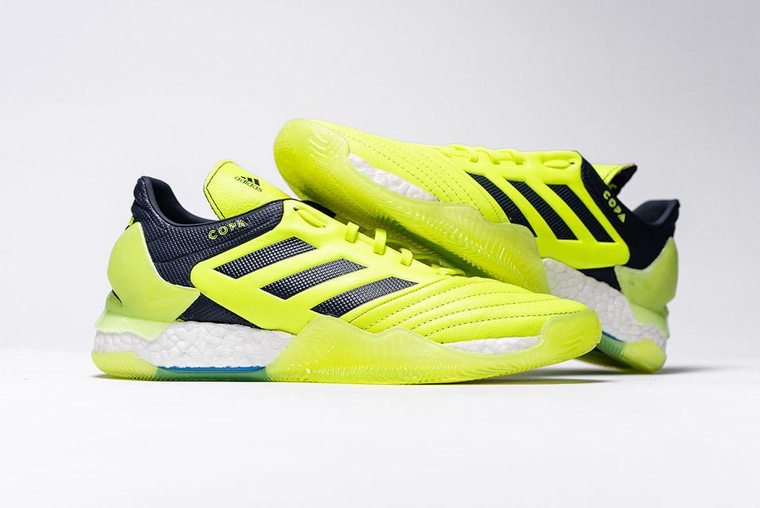 """Adidas X The Shoe Surgeon """" Electricity"""" Copa Rose 2 0 9"""
