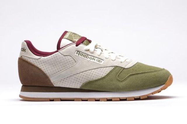 Reebok Classic Leather Cream 1