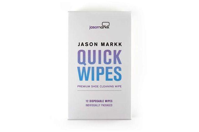 Jason Markk Shoe Cleaning Quick Wipes 2