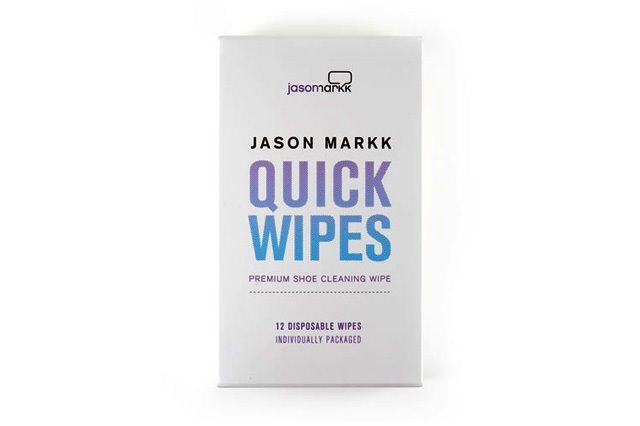 Jason Markk Shoe Cleaning Quick Wipes 2