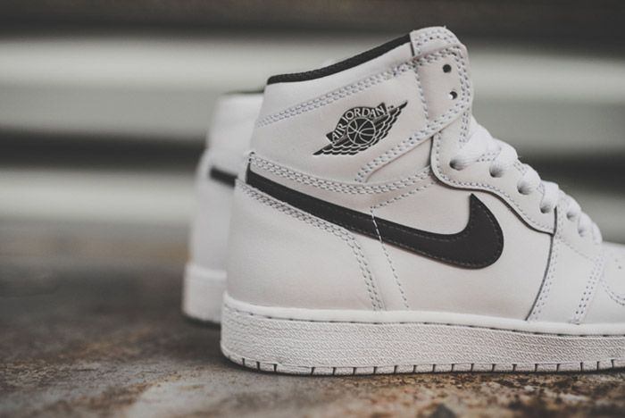 Nike Air Jordan 1 Retro High Og Bg White 5