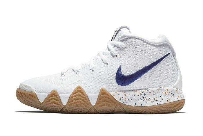 Nike Kyrie 4 Uncle Drew 4 Copy Sneaker Freaker