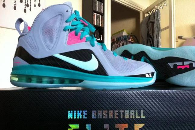 Lebron 9 Elite South Beach 01 1