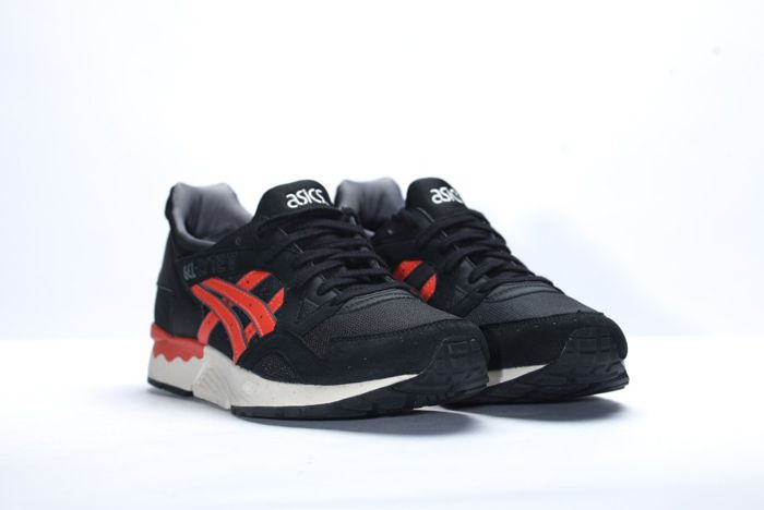 Asics Gel Lyte V Black Chilli 2