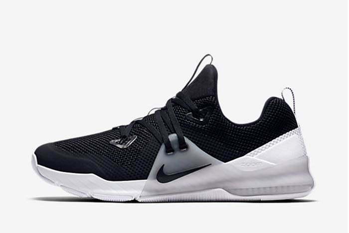 Nike Zoom Command Black White
