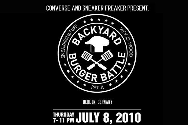 Converse Patta Berlin Burger Battle 1