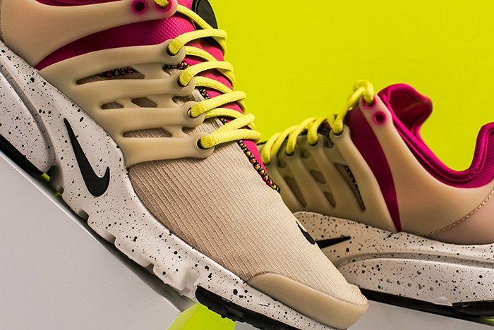 Nike Womens Air Presto Ultrasi Mushroom Deadly Pink Small