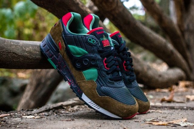 West Nyc Cabin Fever Saucony Shadow 5000 1