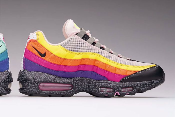 Size Nike Air Max 95 20 For 20 Medial Pink