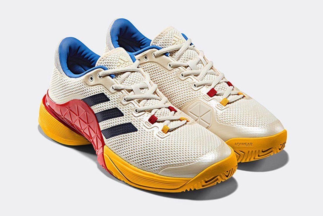 Pharrell X Adidas Tennis 12