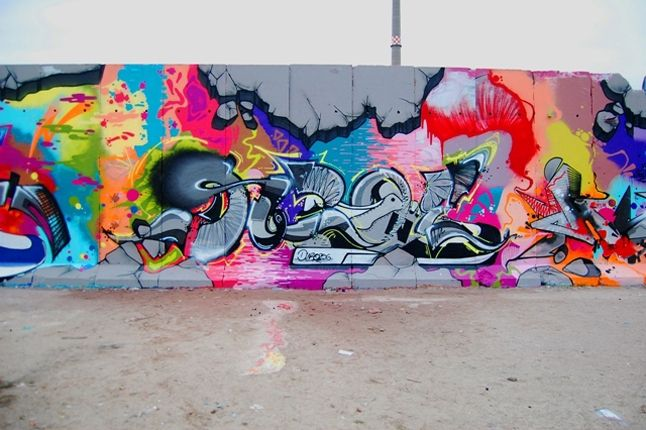 Overkill Berlin Wall 9 1