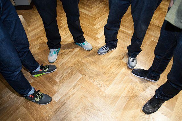 Nike Store 267 Chapel Street 36