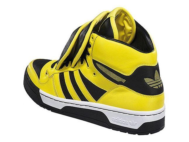 Adidas Attitude X Jeremy Scott 3Tongue 3