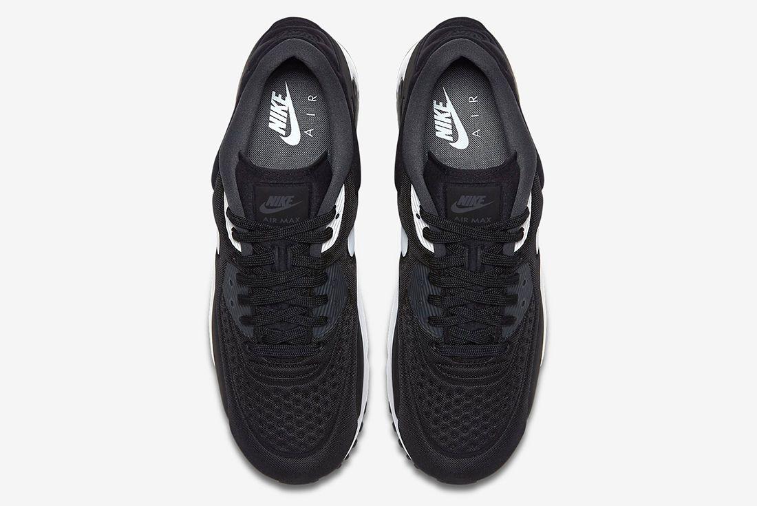 Nike Air Max 90 Ultra Se Black White3