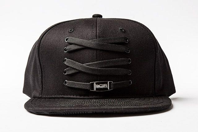 Lacer Af1 Hat Blk 1