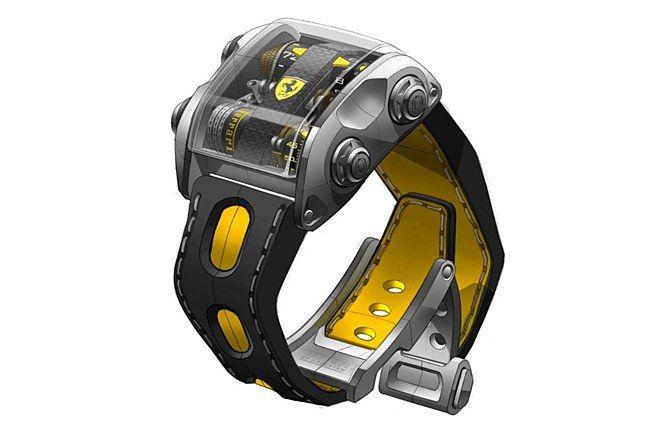 Ferrari Watch 6 1