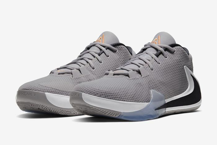 Nike Zoom Freak 1 Atmosphere Grey Pair