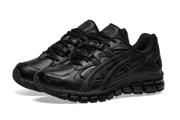 Triple Black Asics Gel Kayano 5 360 Back To School