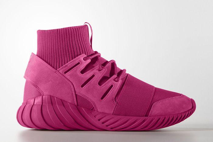 Adidas Tubular Doom Pink 1