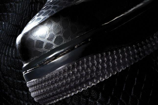 Nike Air Force 1 Foamposite Yots Toe Detail 1