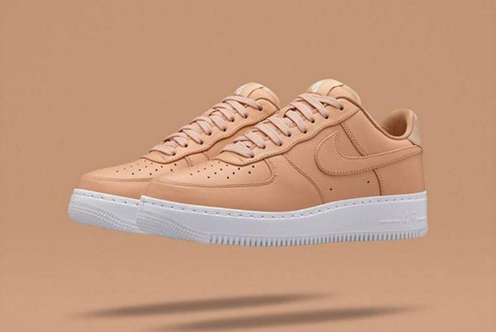 Nike Air Force 1 Low Vanchetta Tan 2