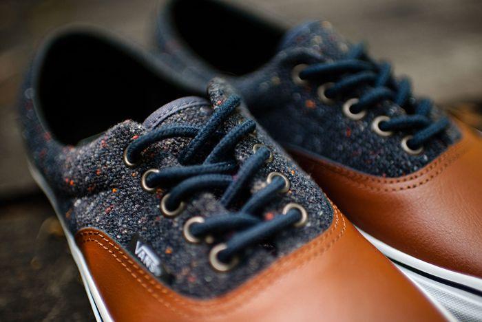 Vans Era Wool Leather1