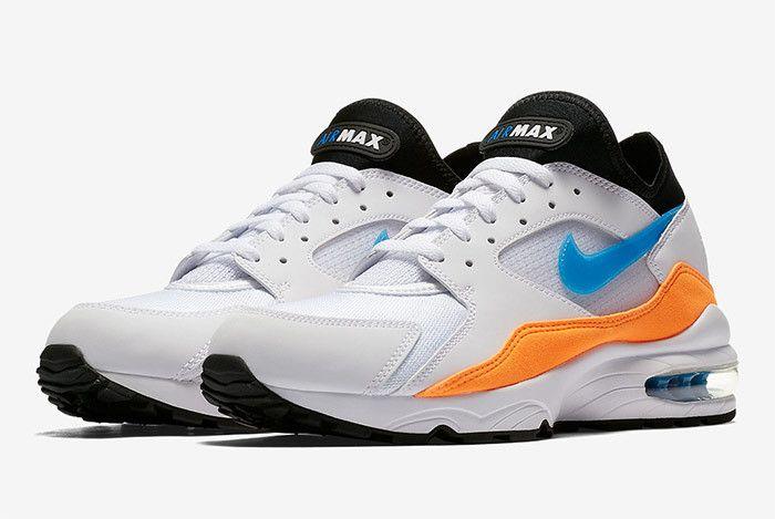 Nike Air Max 93 Nebula Blue 2