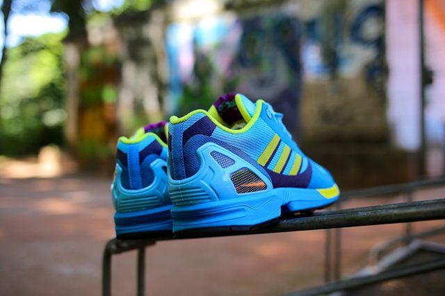Adidas Originals Zx Flux Aqua 16